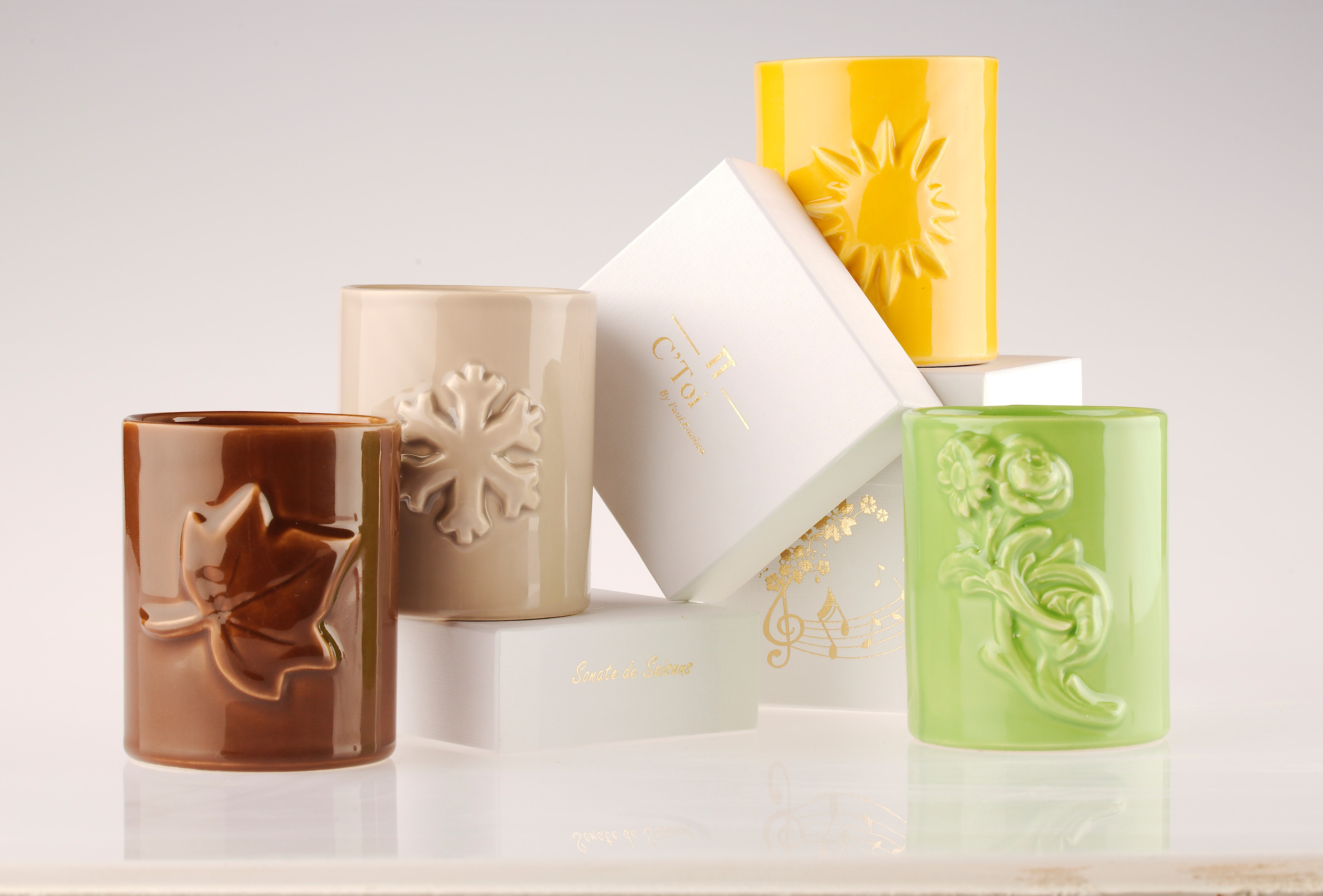 C Toi : high grade candle by Paul Emilien.  More info on http://www.ctoi-luxe.com/