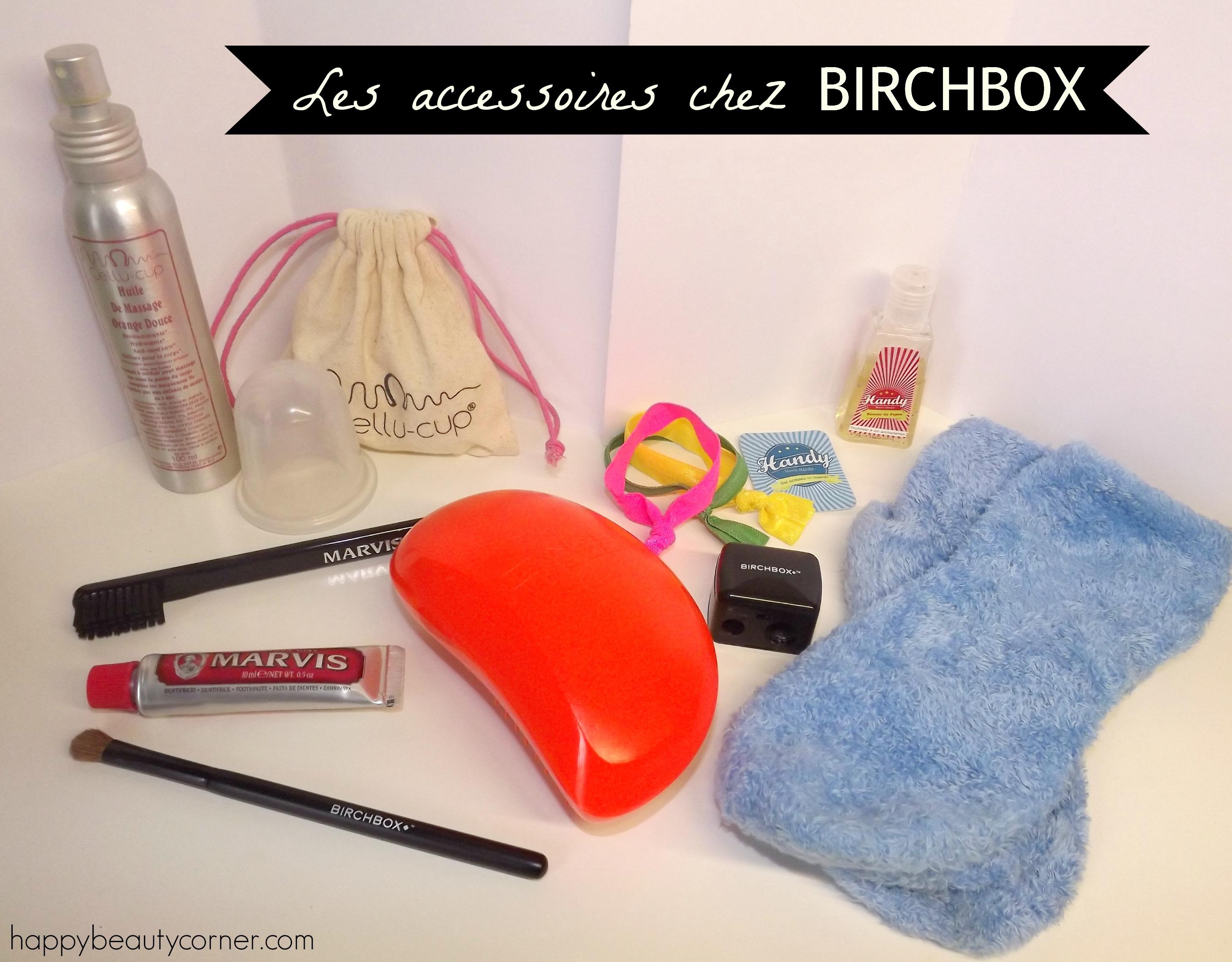 accessoires birchbox
