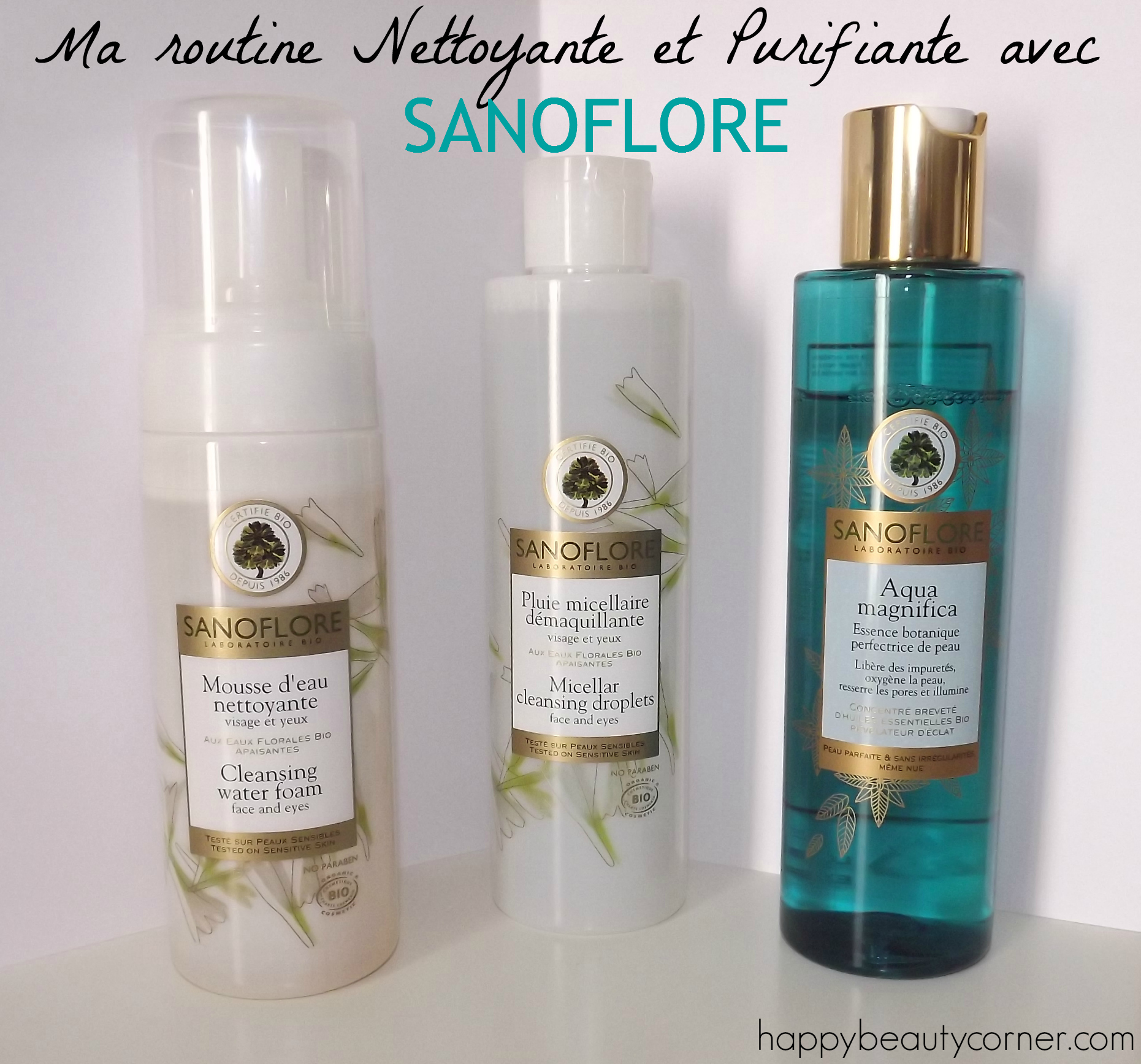 routine sanoflore