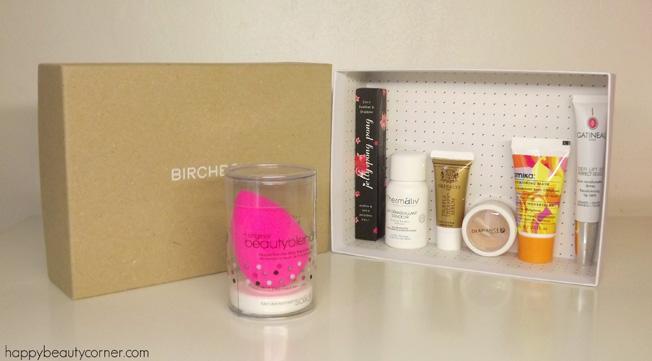 birchbox septembre 2014