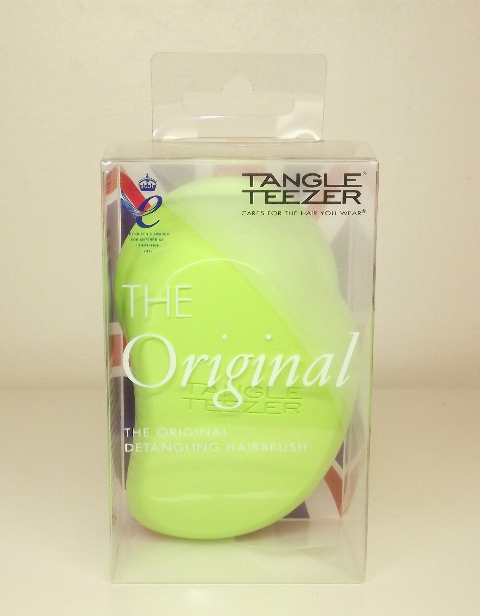 tangle teezer sweet peppermint