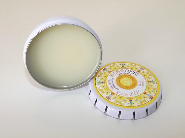 beurre corps miel terre doc