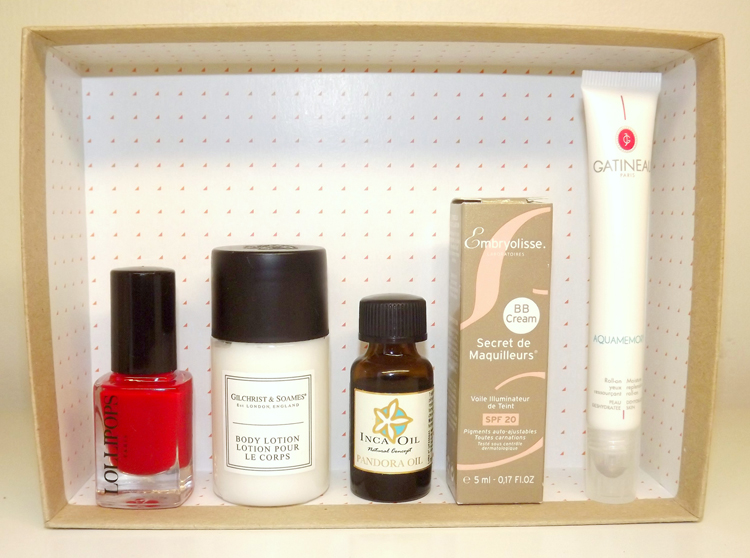 birchbox belles choses
