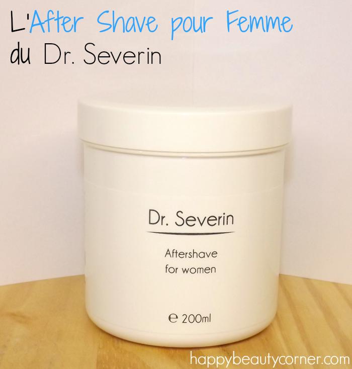 dr severin after shave