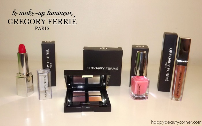 "Make Up ""éclairé"" : Collection Luxcentric de Gregory Ferrié"