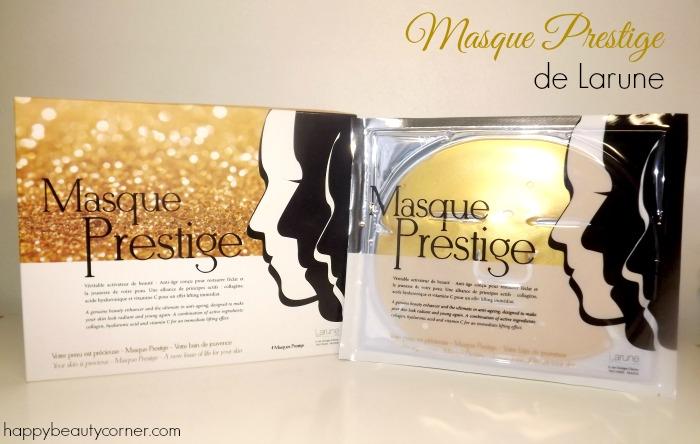 masque prestige larune