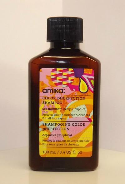 shampooing amika