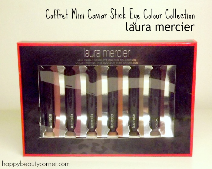 Coffret Mini Caviar Stick Laura Mercier + spoiler Birchbox