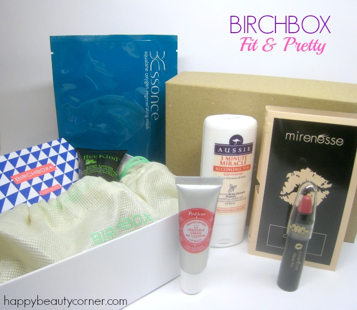 birchbox fit pretty