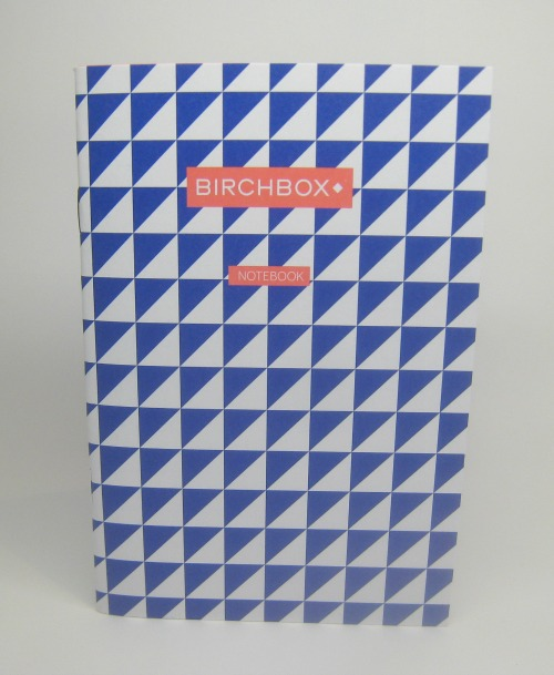 notebook birchbox