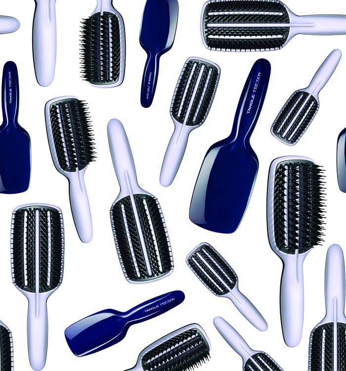 blow styling tangle teezer