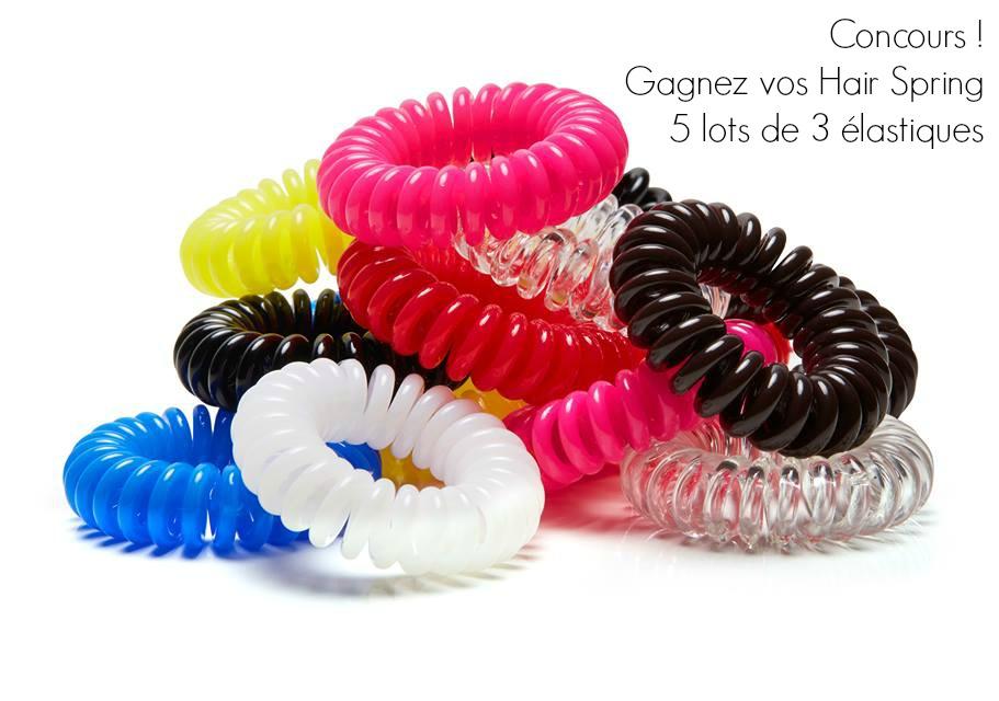 concours elastique hair spring