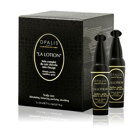 lotion capillaire opalis