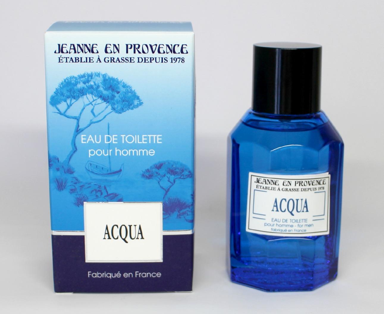 Nouveau : Jeanne en Provence et son Acqua pour Papas !