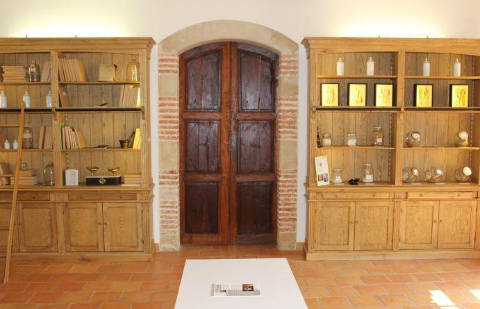 cabinet herboriste