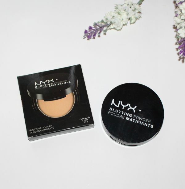 blotting powder nyx