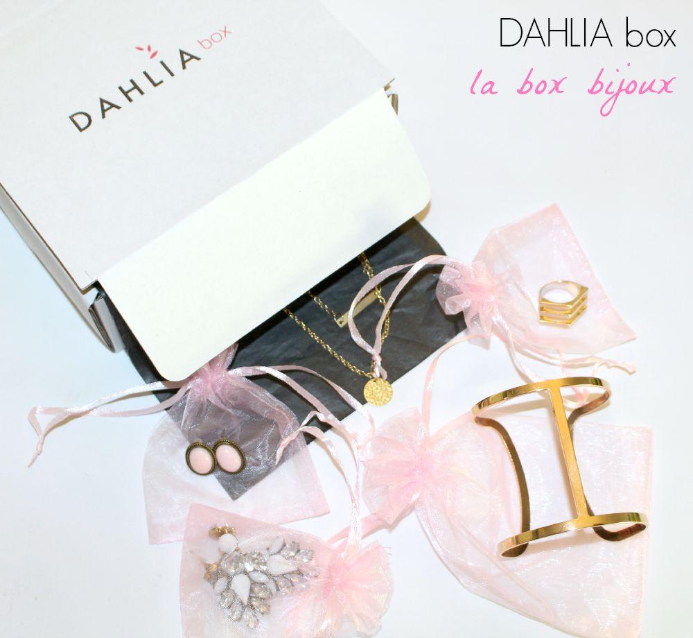 box bijoux dahlia box