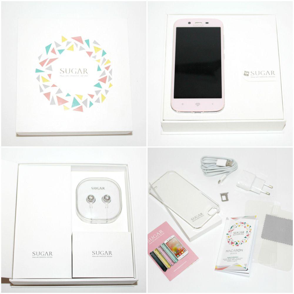 mon t l phone de princesse sugar phone macaron concours happy beauty corner. Black Bedroom Furniture Sets. Home Design Ideas