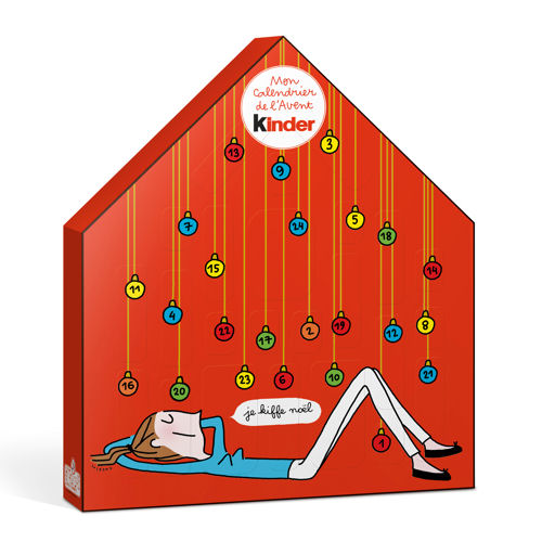 20 calendriers de l avent canons concours inside happy. Black Bedroom Furniture Sets. Home Design Ideas