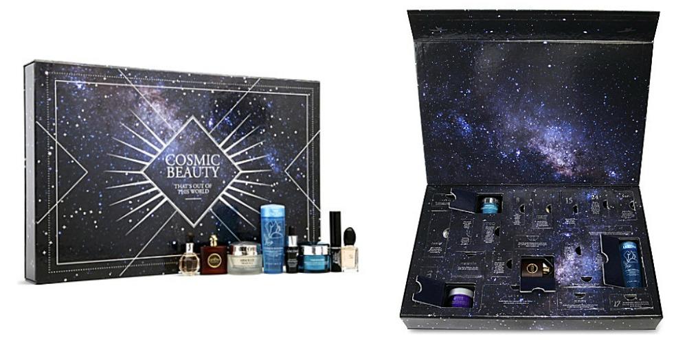 cosmic beauty calendrier de lavent