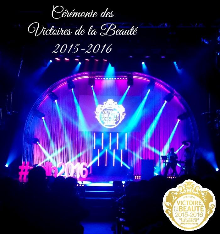 victoires de la beauté 2015 2016