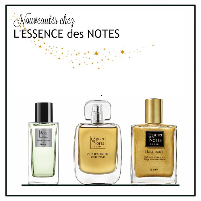 essende des notes parfums