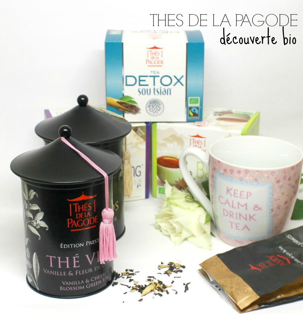 thes de la pagode tea