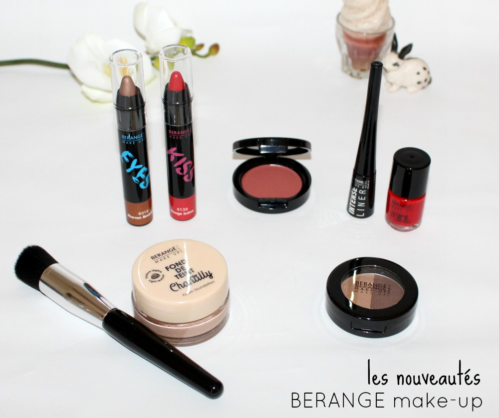 berange make up