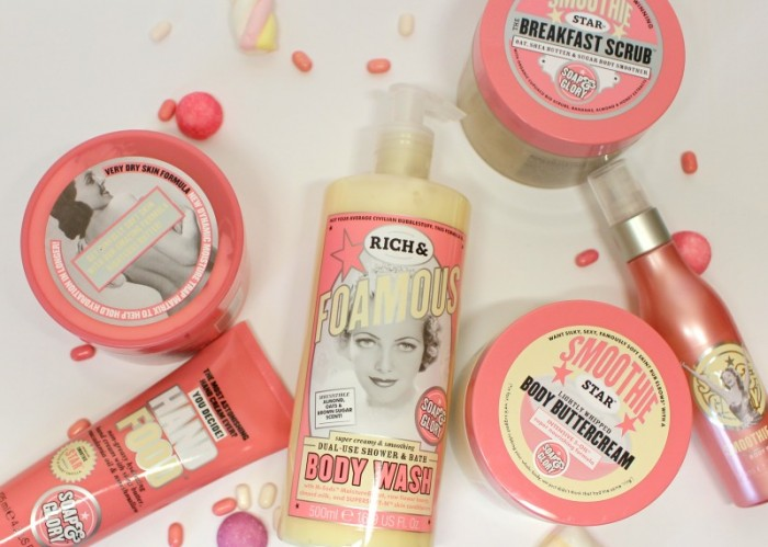 boots soap and glory