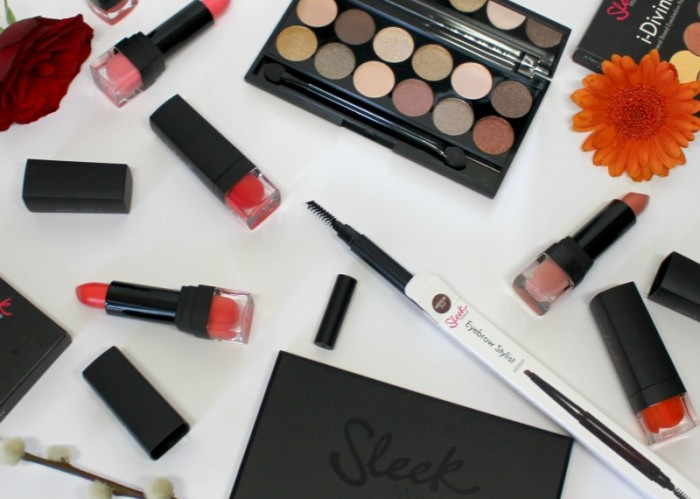 nouveautes sleek make up