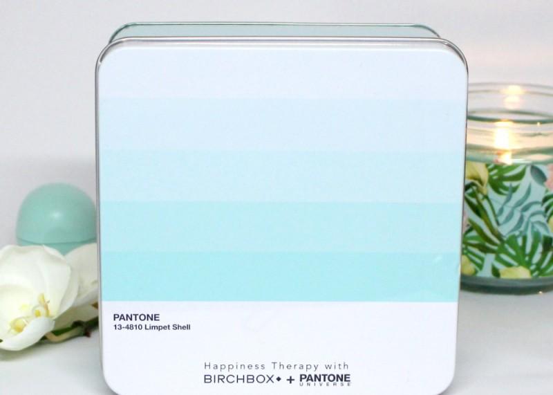 birchbox pantone