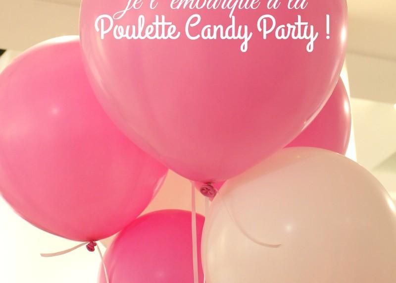 poulette party candy