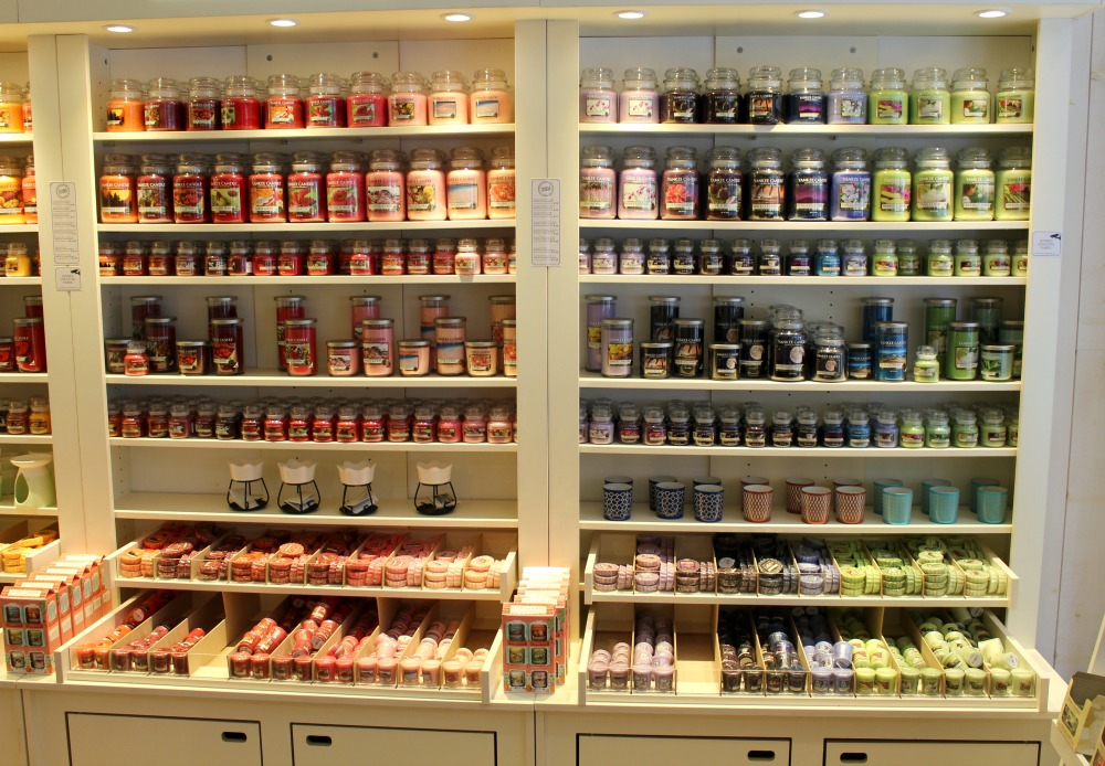 yankee candle paris