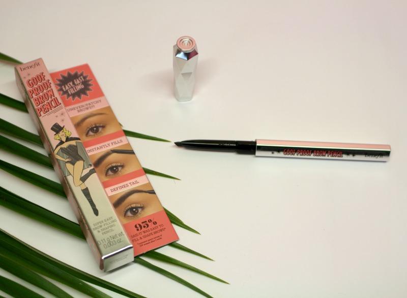 goof proof brow pencil benefit