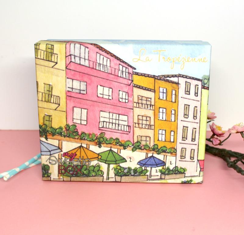 my sweetie box la tropezienne
