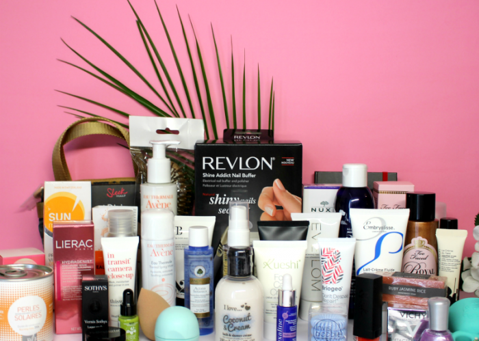 happy beauty summer box