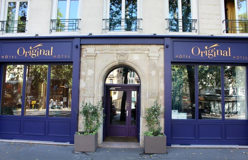 Nuit des merveilles l 39 h tel original for Paris hotel original