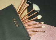 Merveilleux set Golden Rose volume 3 de Zoeva