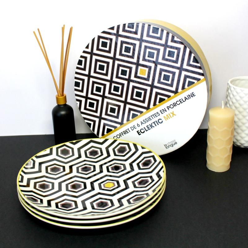 assiettes-porcelaine-design