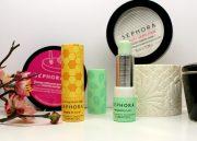 Des nouveautés sympas à petits prix chez Sephora ! (et retour de la Sephora box)