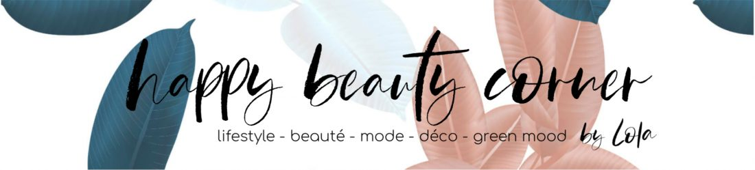Blog beauté, mode, green lifestyle, DIY, soins, tests, concours...